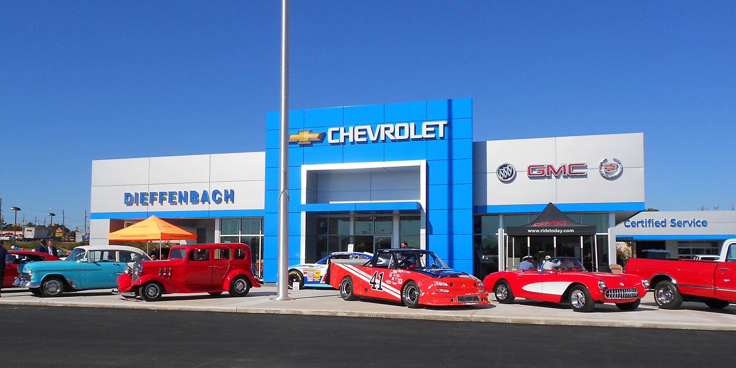 Chevy-dealership